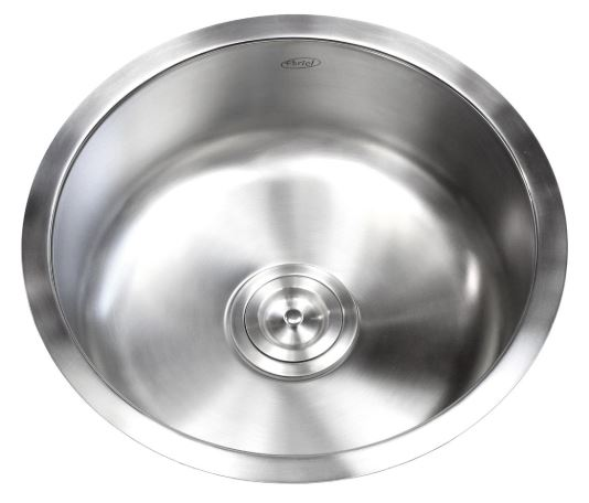 17 inch Stainless Steel Undermount Single Bowl