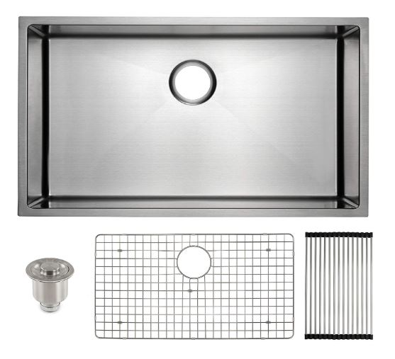 Frigidaire Undermount Stainless Steel Sink