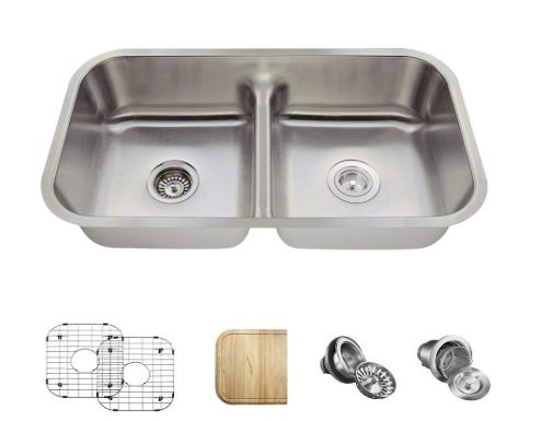 Gauge Stainless Steel Kitchen Sink