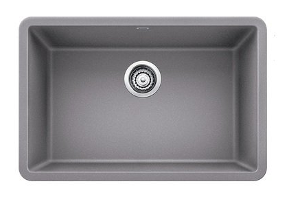 Blanco 522428 Precis Single Bowl Silgranit Undermount kitchen Sink