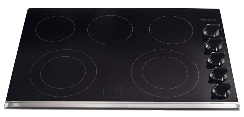 Frigidaire FGEC3067MB 30 Gallery Series Electric Cooktop in Stainless Steel