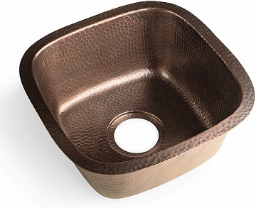copper bowl sink