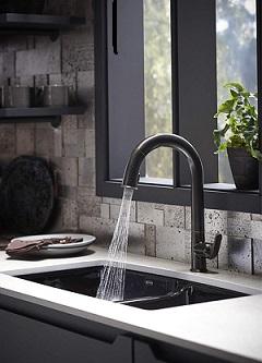 Touchless-Kitchen Faucet