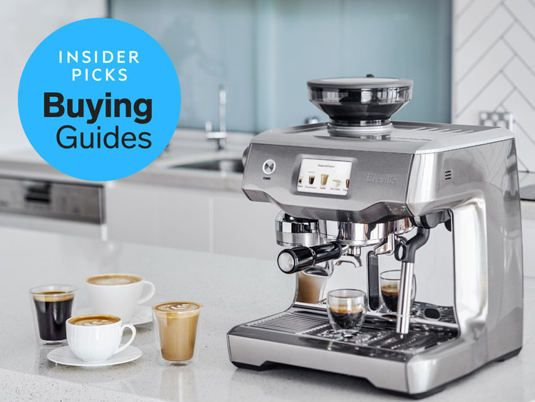 Best Latte Machine Reviews